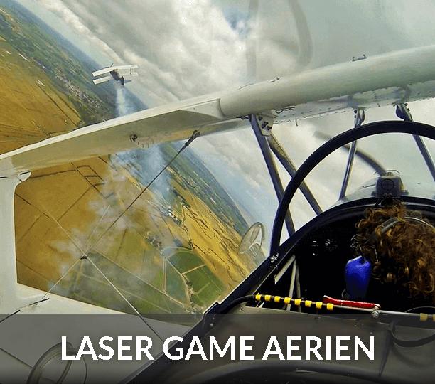 laser game aerien