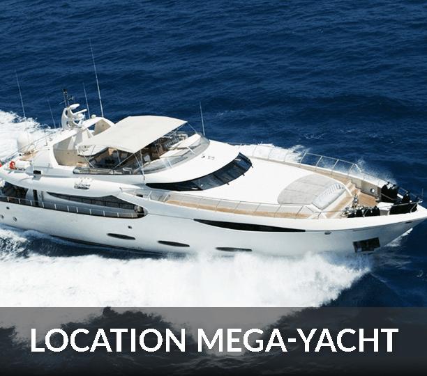 location megayacht