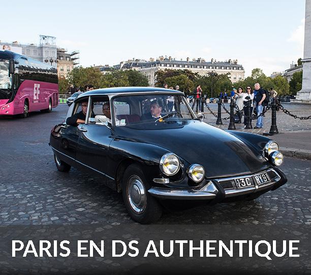 Paris en DS
