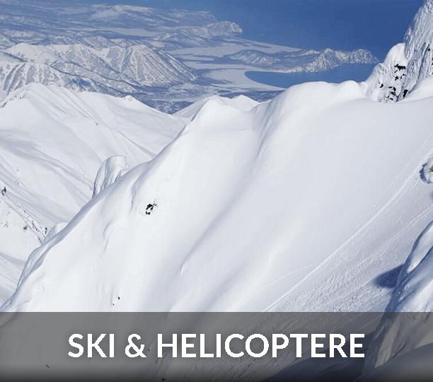 ski helicoptere